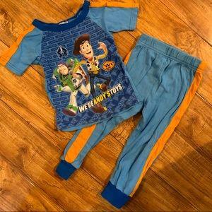 Toy Story Disney Boys Pyjamas set